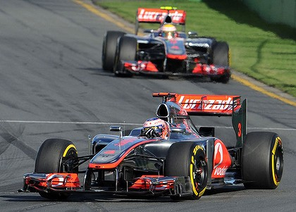 Melbourne Formula One Grand Prix - click to see an enlarged version of this image