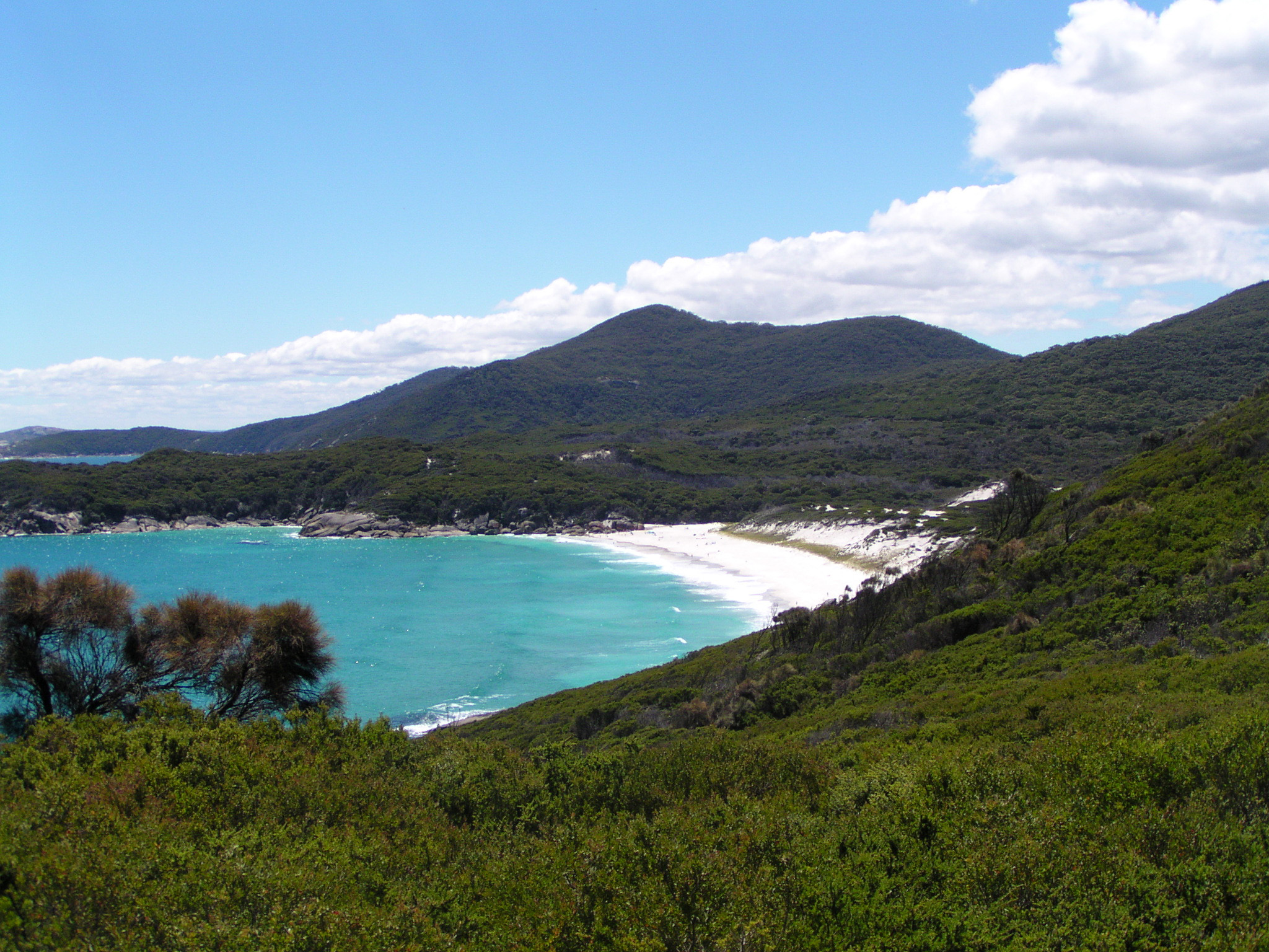 Wilsons Promontory - click to see an enlarged version of this image