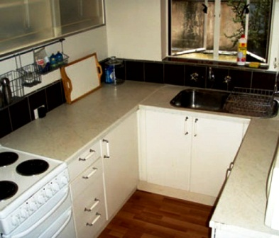 City Centre Budget Hotel, Studio Suite Kitchen - click to see an enlarged version of this image
